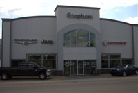 Stephani dealership in Barrhead